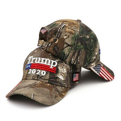 Donald Trump President 2020 Cap USA Flag Keep America hat Baseball Caps Army