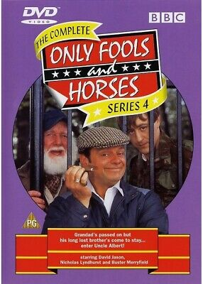 [DVD] Only Fools and Horses: The Complete Series 4