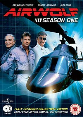 Airwolf - Complete Season 1 (3 Disc Box Set) [DVD], DVD, New, FREE & Fast Delive