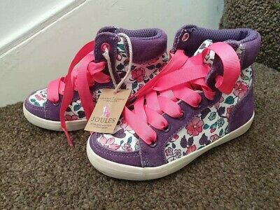 Bnwt JOULES girls beautiful shoes size 9 infant