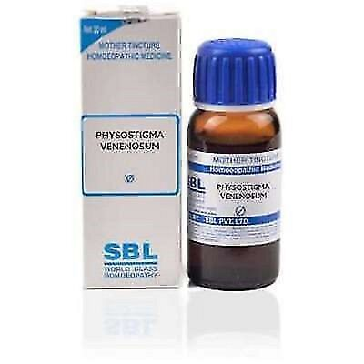 SBL Physostigma Venenosum Mother Tincture Q 30 ML Free Shipping