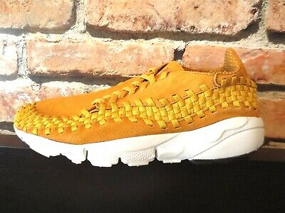 buy online 862a9 4b563 Nike Air Footscape Woven Chukka NM 875797-700 Desert Shoes Size 12
