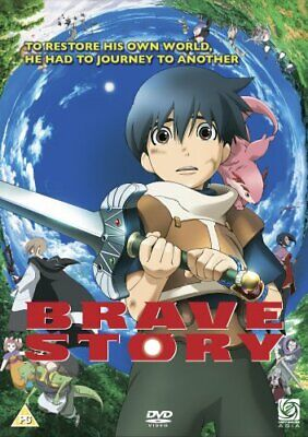 Brave Story [DVD] -  CD 5ELN The Fast Free Shipping