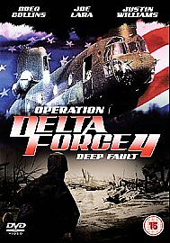Operation Delta Force 4 [DVD], DVD, Good, FREE & Fast Delivery