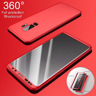 For Samsung S10 Plus S10e Case Luxury 360º Full Body Shockproof Ultra Thin Cover
