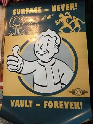 Fallout 4 Poster Brand New Fp4135 Magazine Covers