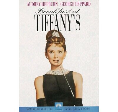 [DVD] Breakfast at Tiffanys (Region 1)