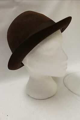 bbe2709d63938 Vintage Hat Lincoln Bennett   Co by Appointment Piccadilly Hat Small - S77