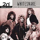 20th Century Masters  The Millennium Collection: The Best of Whitesnake CD 2000