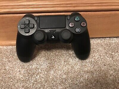 Official Sony PlayStation DualShock 4 Wireless V2 Controller - Black (3)