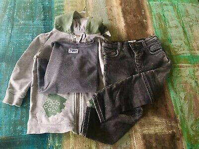 Boys Size 2 Clothing LOT Seed, Osh Kosh, Zara  Baby