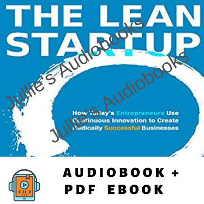 AUDIOBOOK The Lean Startup by Eric Ries - Create Successful Business