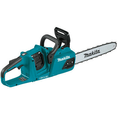 Makita DUC355Z Twin 36V / 18V LXT Cordless Brushless 350mm Chainsaw Body Only