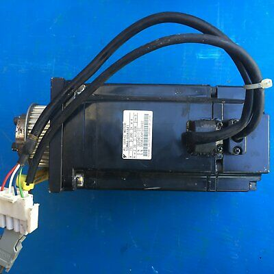 1PC Used Yaskawa Servo Motor SGMAH-08A1A41 Tested In Good Condition