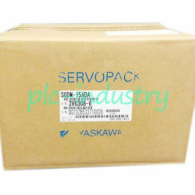 New In Box YASKAWA SGDM-15ADA Servo Drive SGDM15ADA One year warranty