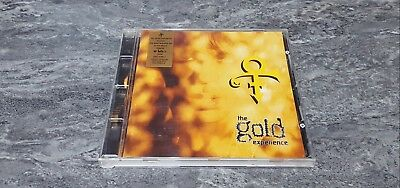 Prince NPG The Gold Experience Original/Authentic CD Warner Case GREAT COND OOP