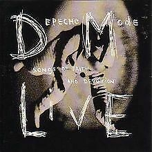 Songs Of Faith And Devotion (Live) von Depeche Mode   CD   Zustand sehr gut