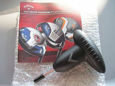 CALLAWAY TORQUE WRENCH Tool for all adjustable drivers and