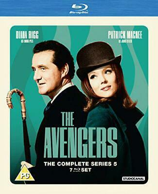 The Avengers Series 5 [Blu-Ray] [2015 ], Nuevo, DVD, Libre