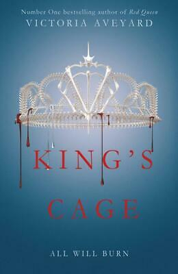 Red Queen 03. King's Cage - Victoria Aveyard - 9781409150763