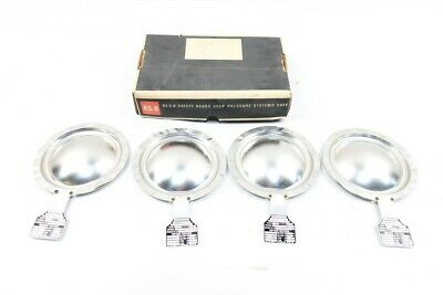 Box Of 4 Bs&b 77-31-4648-10 200psi 4in Rupture Disc
