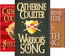 Medieval Song Series 1 - 7 Audiobooks By Catherine Coulter
