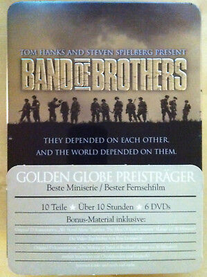 Band of Brothers - Die komplette Serie | SteelBox Edition, Tin Box | DVD