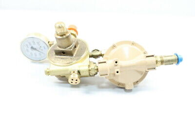 Rego Gas Regulator Assembly