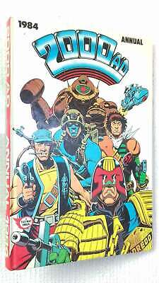 2000AD Annual 1984 by , Hardcover | 1983-01-01, Good
