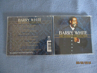 1 Cd    The Ultimate Collection       Barry White