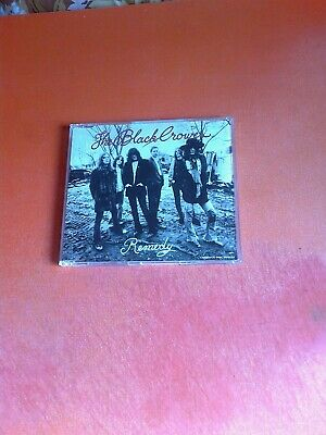 THE BLACK CROWES Remedy 3 Track CD!