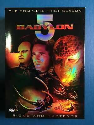 Babylon 5 - The Complete First Season (DVD, 2009, 6-Disc Setused