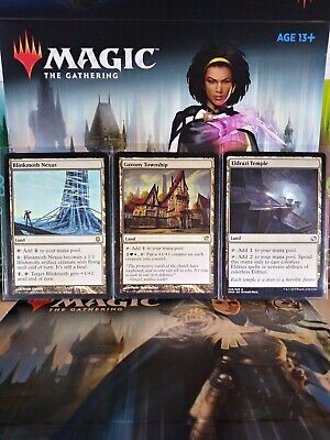 Guilds Of Ravnica Bundle Fat Pack 10 Boosters MTG Magic the Gathering [Unopened]