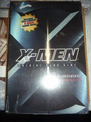 Marvel X Men 2 Player Set Trading Card Game Tcg & Comic Book New Sealed Other
