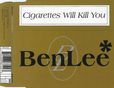 Ben Lee-Cigarettes Will Kill You CD Import, Single  New