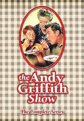 Andy Griffith Show: The Complete Series, DVD, 2013, UPC 097361242941