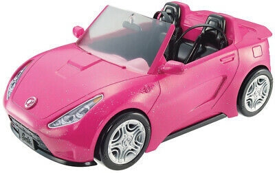 Barbie Glam Convertible Kid Toy Gift