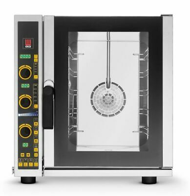 Umluft- and Hot Air Oven, 5x 2/3 Gn, 610x730x660mm, Direct Oven Convection Oven