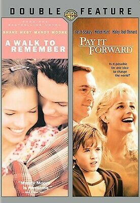 Walk to Remember/Pay It Forward, DVD, 2008, UPC 883929013418