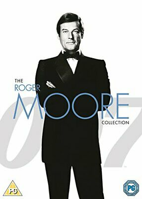 The Roger Moore Collection [DVD] -  CD C7VG The Fast Free Shipping