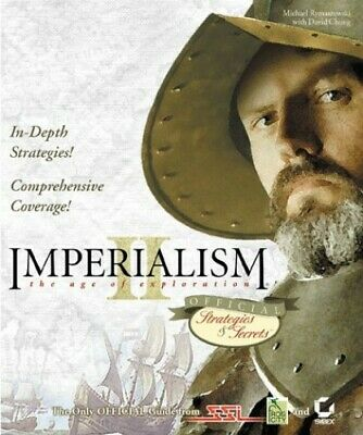 Imperialism II: The Age of Exploration - Official... by Rymaszewski, M Paperback