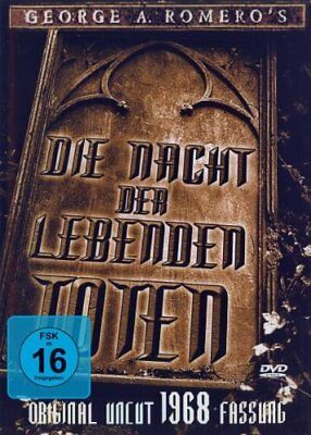 Night of the Living Dead - Die Nacht der lebenden Toten (Uncut) (DVD) Top