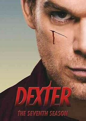 Dexter: The Complete Seventh Season, DVD, 2015, UPC 097361441641