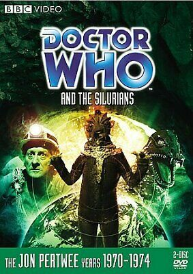 Doctor Who: Ep. 52- The Silurians, DVD, 2011, UPC 883929014484