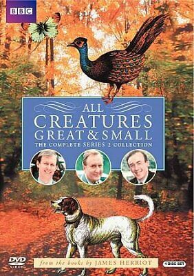 All Creatures Great & Small: The Complete Series 2 Collection, DVD, 2010, UPC...