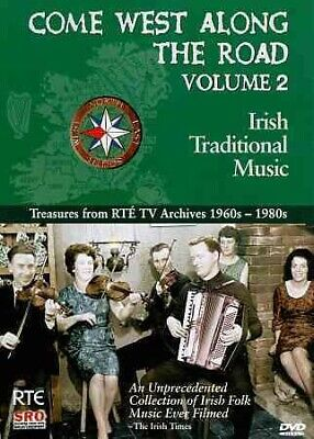 Come West along the Road: Vol. 2: Irish Traditional Music, DVD, 2011, UPC 032...