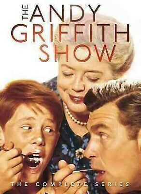 Andy Griffith Show: The Complete Series, DVD, 2016, UPC 032429241030