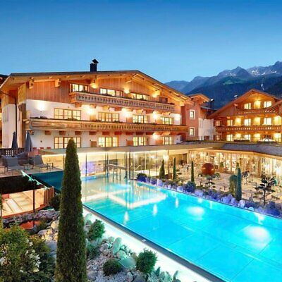 5 Tage Luxus Wellness Urlaub 5* Spa Resort Hotel Quelle Dolomiten inkl. VP Reise