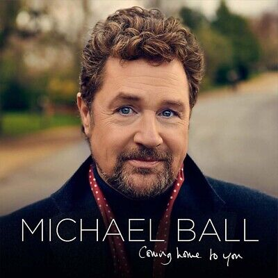 Michael Ball Coming Home To You CD New 2019