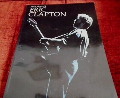 Best of Eagles, Cream of Eric Clapton & Unplugged Guitar Music Instruction Books